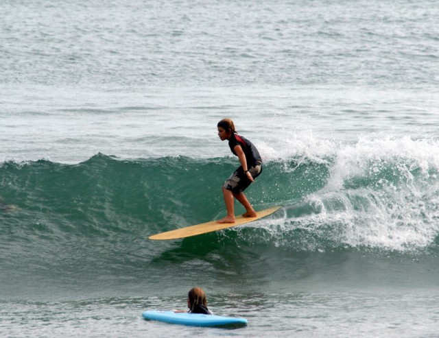 keahe going for it