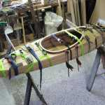 gluing deck and hull